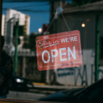 Have you heard of SBA (Small Business Administration)?